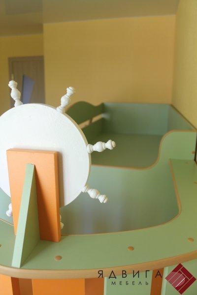 """Детская мебель """"Морские просторы"""""""
