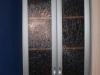 Встроенный шкаф + двери в рамочном профиле