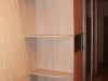 Шкаф-купе 3-х дверный с боковой консолью и распашной дверью
