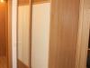 Шкаф-купе+вставки бамбук+стекло Oracal