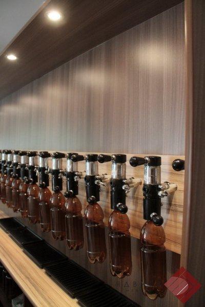 Торговое оборудование для продажи пива