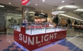 Торговое оборудование Sunlight Brilliant в ТЦ Алатырь