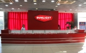 Торговое оборудование Sunlight Brilliant в ТЦ Мегаполис