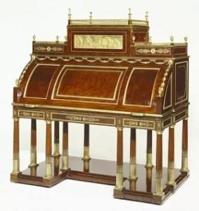 Давид Рентген и мебель русского классицизма