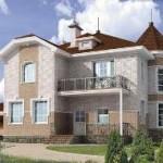 Внесение изменений в типовой проект загородного дома