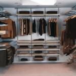 Дизайн гардеробной комнаты как выражение стиля
