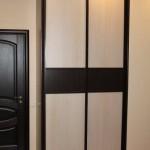 Шкаф-купе двери комбинированные